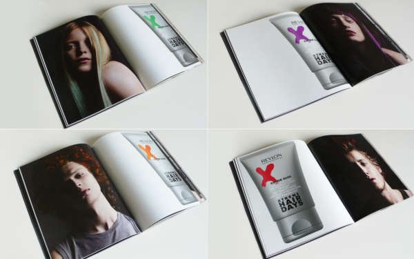 Mona Kim Projects - Campaign Advertising Branding Strategy Print