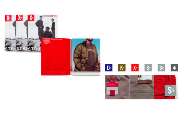 Mona Kim Projects - Branding Campaign Strategy Print Graphics