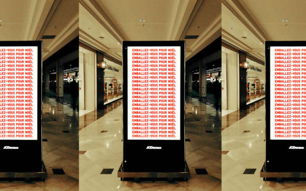 Mona Kim Projects - Advertising Experiential Space Installation Film/Motion Digital