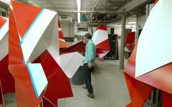Mona Kim Projects - Experiential Space Installation