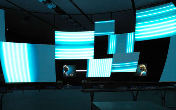 Mona Kim Projects - Experiential Space Exhibition Design Motion Interactive Print Branding Curation